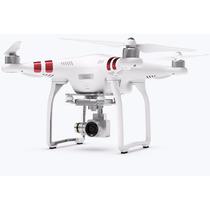 Drone Dji Phantom 3 Standard, Novo Lacrado 12x Sem Juros