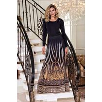 Vestido Luxo Via Tolentino