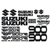 Adesivo Para Suzuki Rf 900 R Rf900 Rf900r