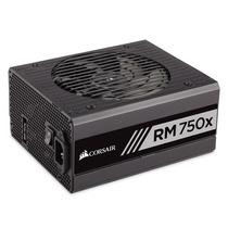Fonte Corsair 750w Rm750x Atx 80 Plus Gold Pfc Ativo Modular