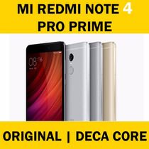 Original Xiaomi Mi Redmi Note 4 Pro Prime High Global X10