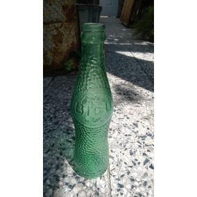 Antigua Botellita De Bidu
