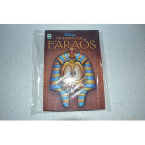 Disney - Na Terra Dos Faraós- Editora Abril