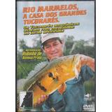 Dvd Pesca Rio Marmelos, Grandes Tucunarés - Rubinho Lacrado#