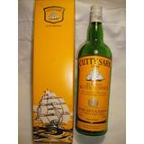 Whisky Cutty Sark Botella Vacía