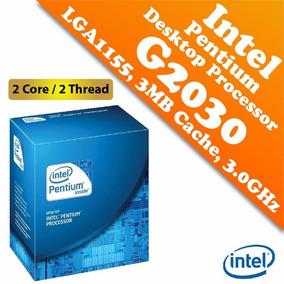 Procesador Intel Pentium G2030 3.0ghz 3mb Cache Socket 1155