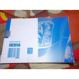 Manual Do Proprietário Meriva 2004/2005