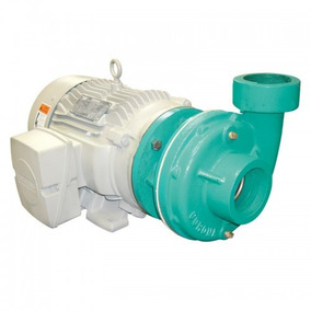 Bomba Para Agua Con Motor Trifásico 7.5hp Siemens