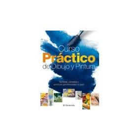 Libro Curso Practico De Dibujo Y Pintura *cj