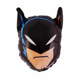 Balão Batman Kit Com 20 Enfeite Festa -20 Balão Batman 45 Cm