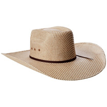 Tony Lama De Los Hombres Vegas Sensu Paja Sombrero Vaquero