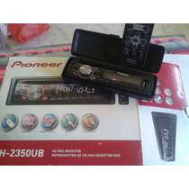 Stereo Pionner Deh 2350 Ub, Como Nuevo!!!