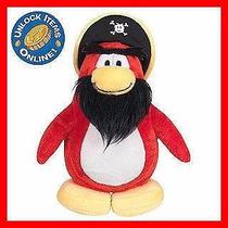 Club Penguin Rockhopper Com Moeda - Original - No Brasil