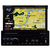 Dvd Retrátil Napoli 7968 Gps,tv Digital , Bluetooth Novo