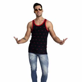 Playera Sin Mangas Camiseta Gym Playa Tank Top Hombre Calor