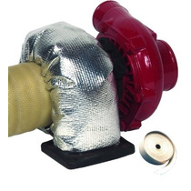 Thermo-tec 15002 6 Y 8-cylinder Turbo Aislante Kit
