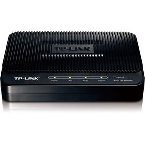 Modem Tp-link Td-8616 Adsl2, Banda Ancha Internet Rj-45