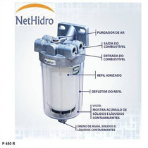Purifilt - Filtro Purificador De Oleo Diesel P 450-r