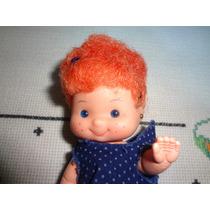Boneca Estrela Tchauzinho Bye Bye Ruiva Mini Doll