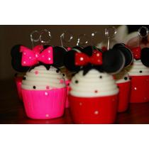 Souvenir Cupcake Mickey Porcelana Fria