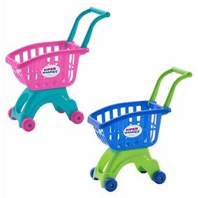 Carrinho De Compras Brinquedo