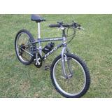 Bicicleta Mtb Vairo Xr500 Rodado 20 Todo Marca Shimano
