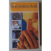 Fita K7 Padre Marcelo Rossi No Santuario Terco Bizantino
