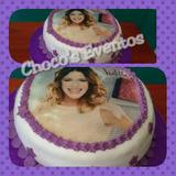Torta Infantil Violetta