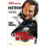 Dvd À Prova De Morte- Kurt Russel Quentin Tarantino Original