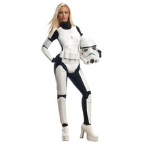Disfraz Mujer Stormtrooper Star Wars Halloween Adulto