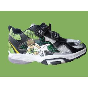 Zapatillas Ben 10 Espectaculares!!