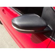 Envelopamento Fibra Carbono Para Detalhes 200x40cm Textura
