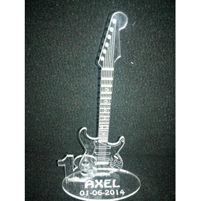 Souvenirs Guitarra 18 Y 15 Bodas 50 70.