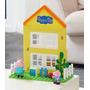 Peppa Pig - Casa Con Figuras- Para Construir- Giro Didactico