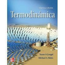 Termodinámica - Yunus A. Çengel 7ma Ed+solucionario- L. Pdf