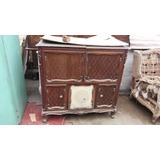 Ev Antiguo Mueble De Radiola Para Restaurar