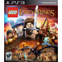 Lego The Lord Of The Rings Nuevo Ps3 Dakmor Canje/venta