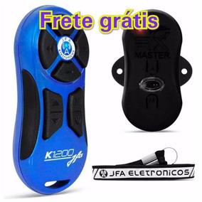 Jfa K1200 Azul - Controle Longa Distancia 1200 Metros Azul
