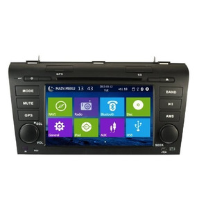 Tb 7 Dvd Player For 2 Din Mazda3