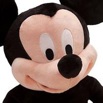 Mickey 35 Cm - Pelúcia Original Disney No Brasil