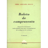 Boleto De Compraventa - Rocco