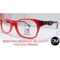 Hello Kitty- Monturas Oftalmicas-originales