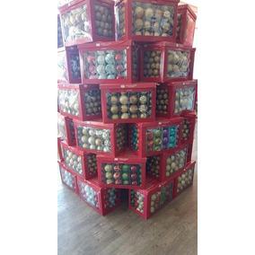 Esferas Navideñas Navidad 100 Pzas.