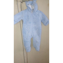 Mameluco Marca Place Color Azul 6-9 Meses