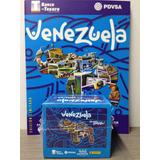 Combo Caja 50 Sobres Venezuela + Álbum Venezuela Panini