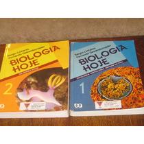 Biologia Hoje Só Vol 1 Sérgio Linhares Fernando Gewandsznaj