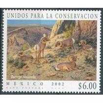 Sc 2250 Año 2002 Unidos Por La Conservacion Barrego Cimaron
