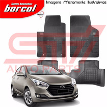 Tapete Borracha Interlagos Hyundai Hb20 2012 A 2016 Borcol 3