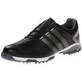 adidas Zapatos Adipower Tr Golf, Core Negro / Hierro Metáli