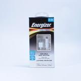 Cable Cargador Puerto Usb Iphone Dual Original Energizer